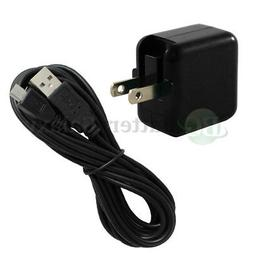 USB 10FT Cable+RAPID FAST Charger for Android Phone LG G2 G3