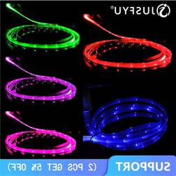 1M Smile Grow LED <font><b>Micro</b></font> <font><b>USB</b>