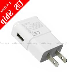 2A 5V USB Wall Charger Power Adapter Plug Supply Charging Br