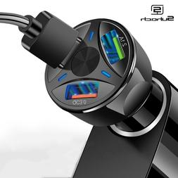 Suhach 3A Quick Charge 4.0 3.0 <font><b>USB</b></font> <font