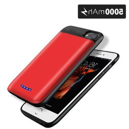 5000mAh/7500mAh External Phone Battery Charger Case Cover Fo