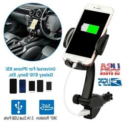 Car Mount Phone Charger | Phone