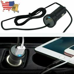 Fast Charging Car Charger + USB Cable for Apple iPhone XS Ma