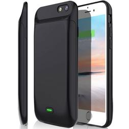Iphone 6S Case With Battery Phone Extended Small Portable Ch