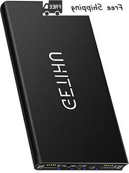 RARE Phone Charger 10000mAh Portable Power Bank Ultra Slim L