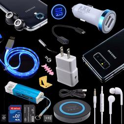 Accessory Kits Lens QI Pad Case Car Cable Fast Wall Charger