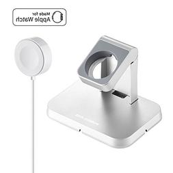 POWERADD [ Apple MFi Certified Apple Watch Charger, Magnetic