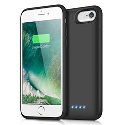 Battery Case for iPhone 6s/6,6000mAh Portable Charging Case