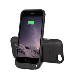 Btopllc Battery Charger Cases Power Bank for iPhone 6/6s, 35