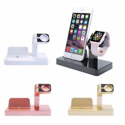 Charging Dock Station Charger Phone Stand For Apple Watch Se