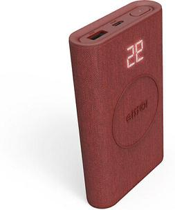 iOttie CHWRIO106RD iON Wireless Go Power Bank Red