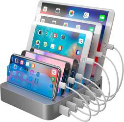 Hercules Tuff Charging Station Organizer for Multiple Device