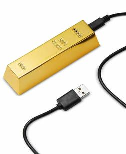 Celebrate Shop Gold-Brick Phone Charger, Only at Macy's