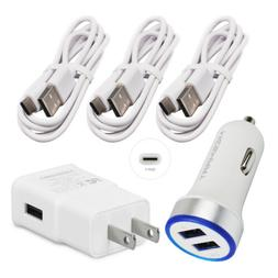 For Google Pixel 2 3 XL Fast Cell Phone Charger Car & Wall A