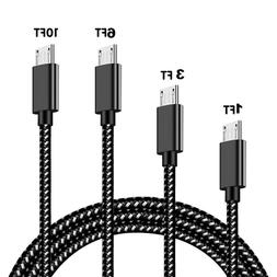 Heavy Duty Charging Phone Cable Type-C  USB-C For Samsung An