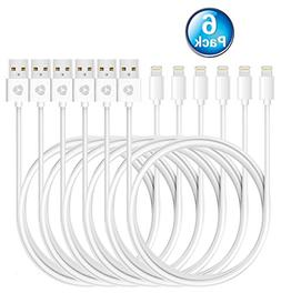 Antopos iPhone Charger 3 Feet Lightning Cable Sync and Charg
