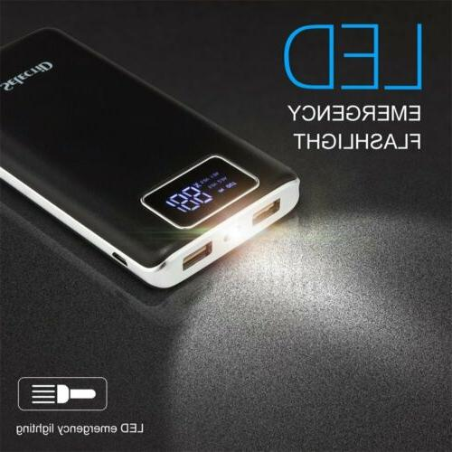 100000mAh Battery LCD LED Pack For Cell Phone