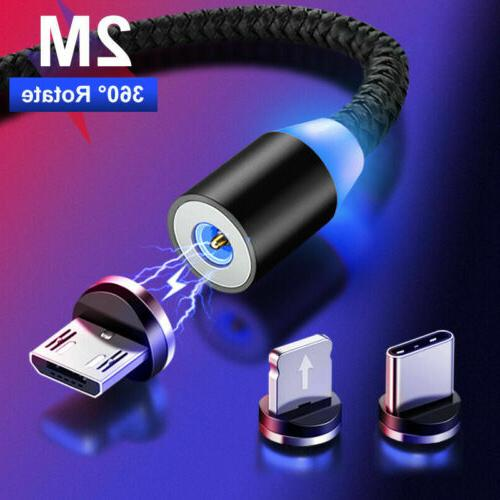 180+360° Magnetic Cable USB Type C Samsung