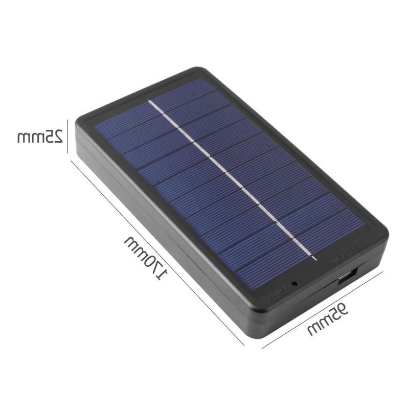 ALLOYSEED <font><b>Charger</b></font> with 1 Battery <font><b>Phone</b></font> USB Lights <font><b>Charger</b></font>