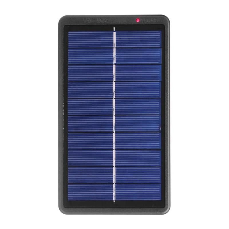 ALLOYSEED 2W Solar <font><b>Charger</b></font> with for 1 <font><b>2</b></font> Section Battery Mobile