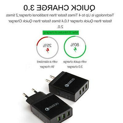3 Wall Fast Charger For US