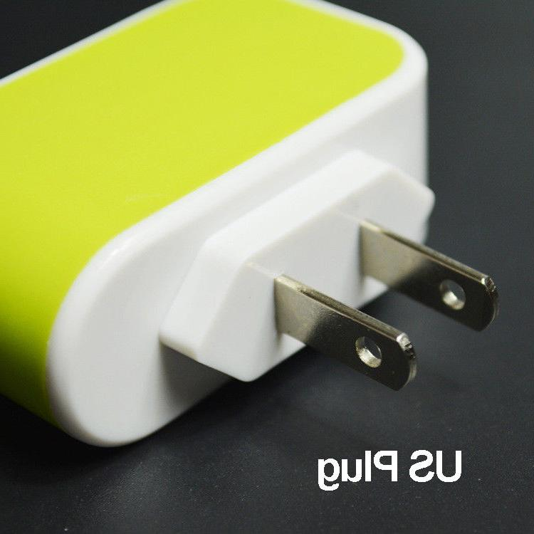 3 Charger Station Power for Cell Phone