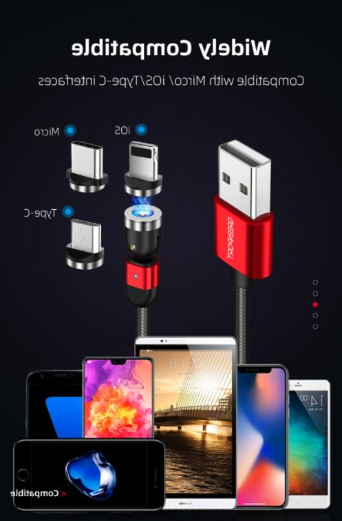 360° Charger with For and