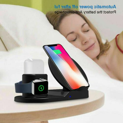 3in1 Charger Dock Stand For X
