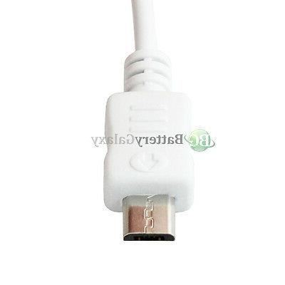 2 USB Charger Cable Cell Phone HOT!