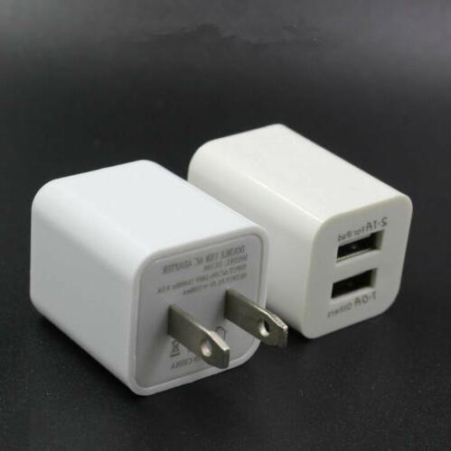 5 Pack Wall Charger Power Adapter Samsung
