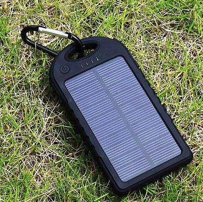 5000 Solar Power Charger