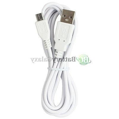 NEW 6FT Micro USB Charger Cable for Phone Samsung Galaxy S5