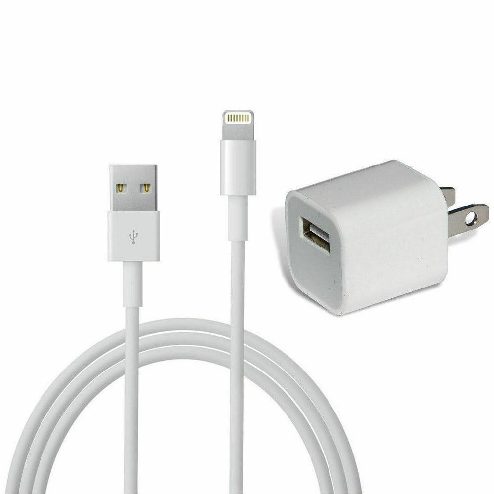 Apple Lightning Cable for iPhone X/ 8 Plus/ 7 Plus/ 6S Plus/