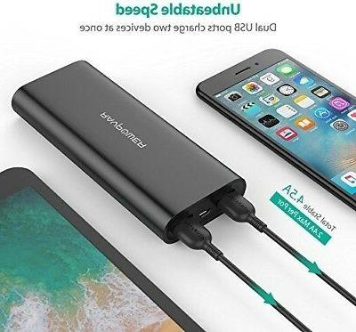 Portable RAVPower Updated Phone Charger 16750mAh Ban