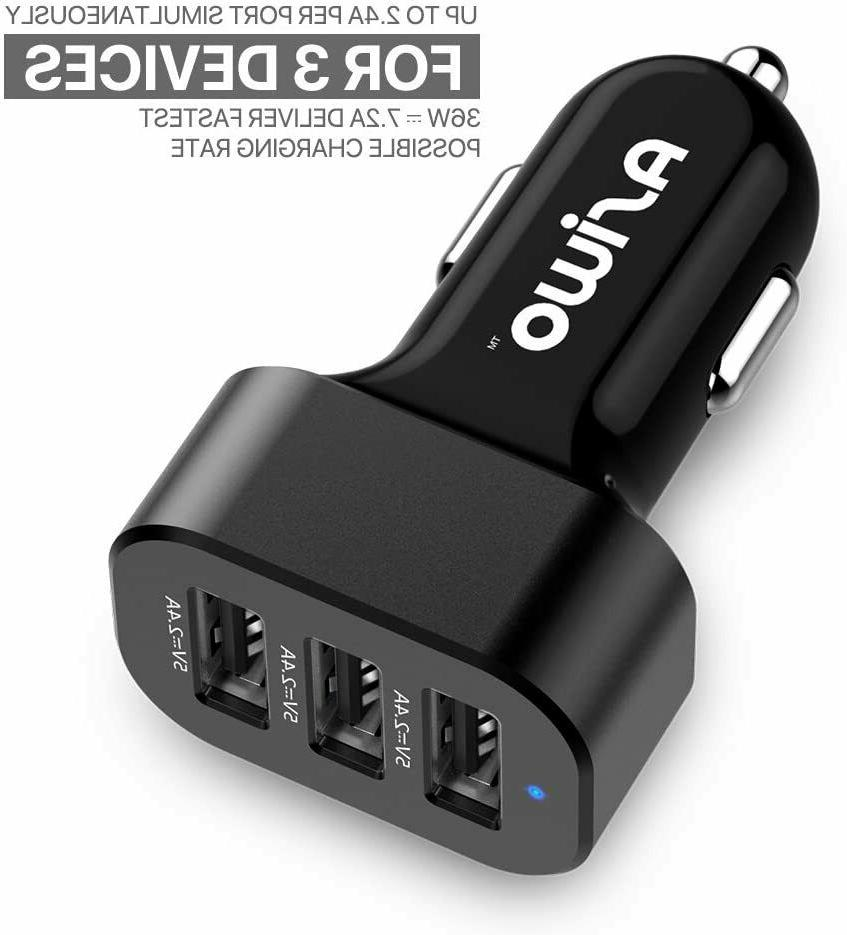 Asiwo Charger USB Phone Charger