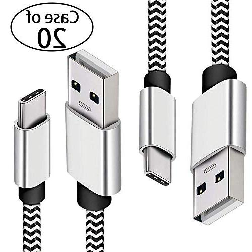 case of 20 2pcs pack usb type