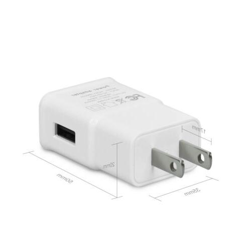 For Samsung S8 Note9 8 Wall Charger Wire
