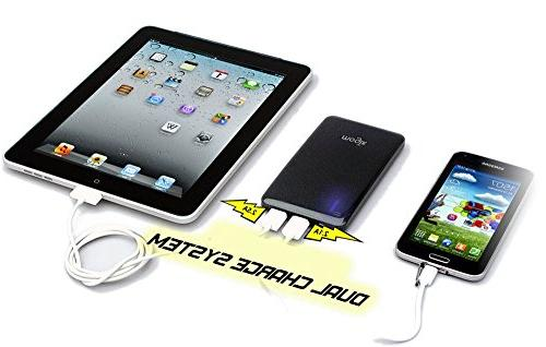 Mogix Phone Charger 10400mAh Power - Bank For Fast Charging Ports