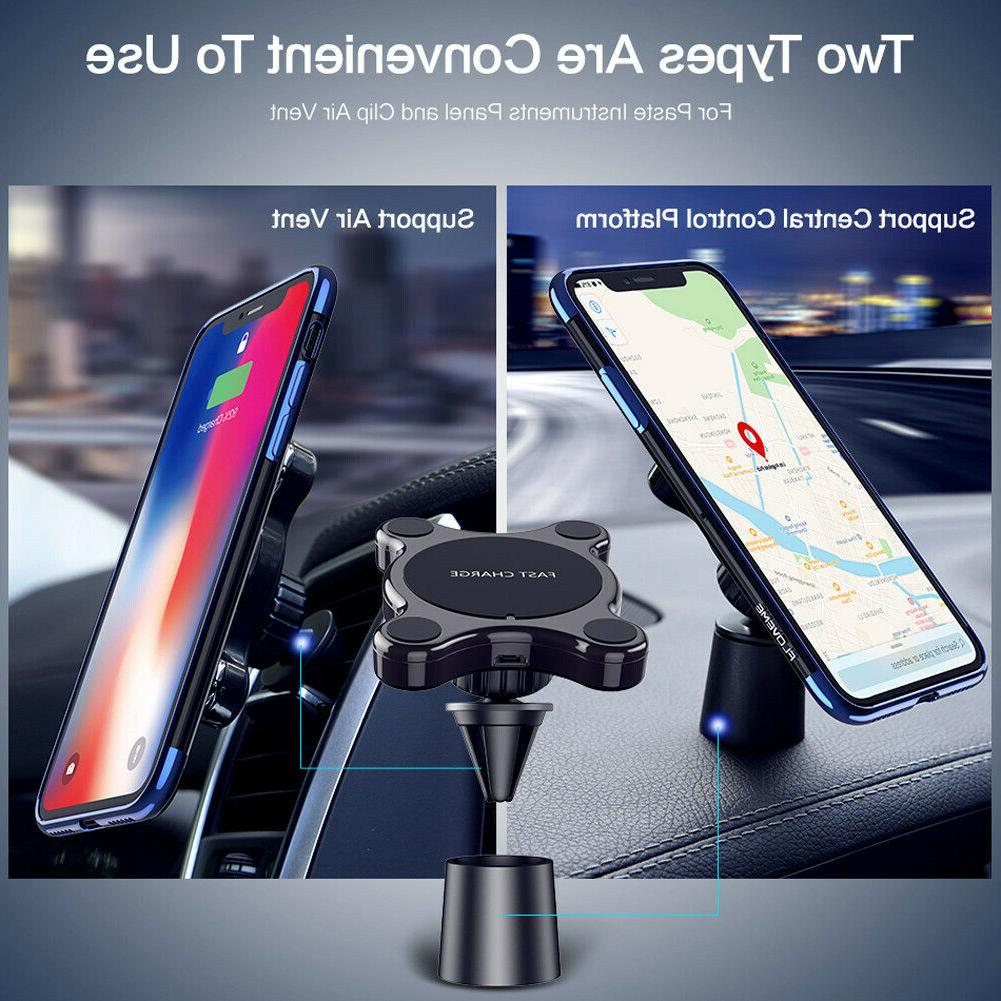 Fast Qi Wireless Charger Magnetic Max Xr 8