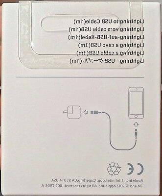 Genuine iPhone X 8 Lightning USB