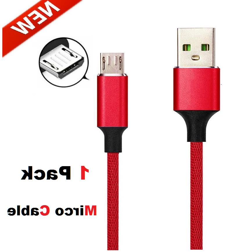 Heavy Duty Type C Micro Cable For Android Samsung Charger