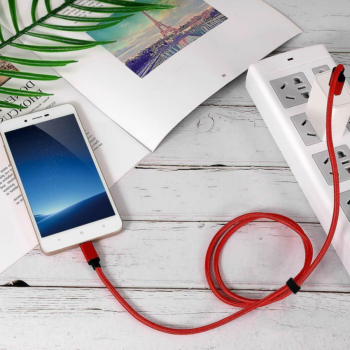 Heavy Charging Type Cable For Samsung