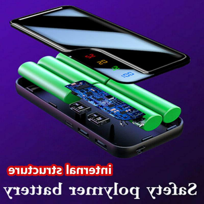 Hot Portable Bank Cell Charger