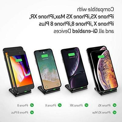 Seneo X Charger Qi Certified Fast Charging Pad No