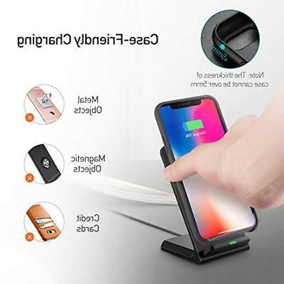 Seneo X Charger Qi Fast Charging Stand No
