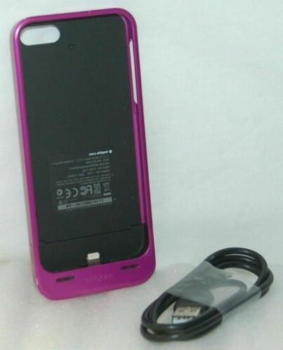 mophie juice pack Helium for iPhone 5/5s/5se  - Pink