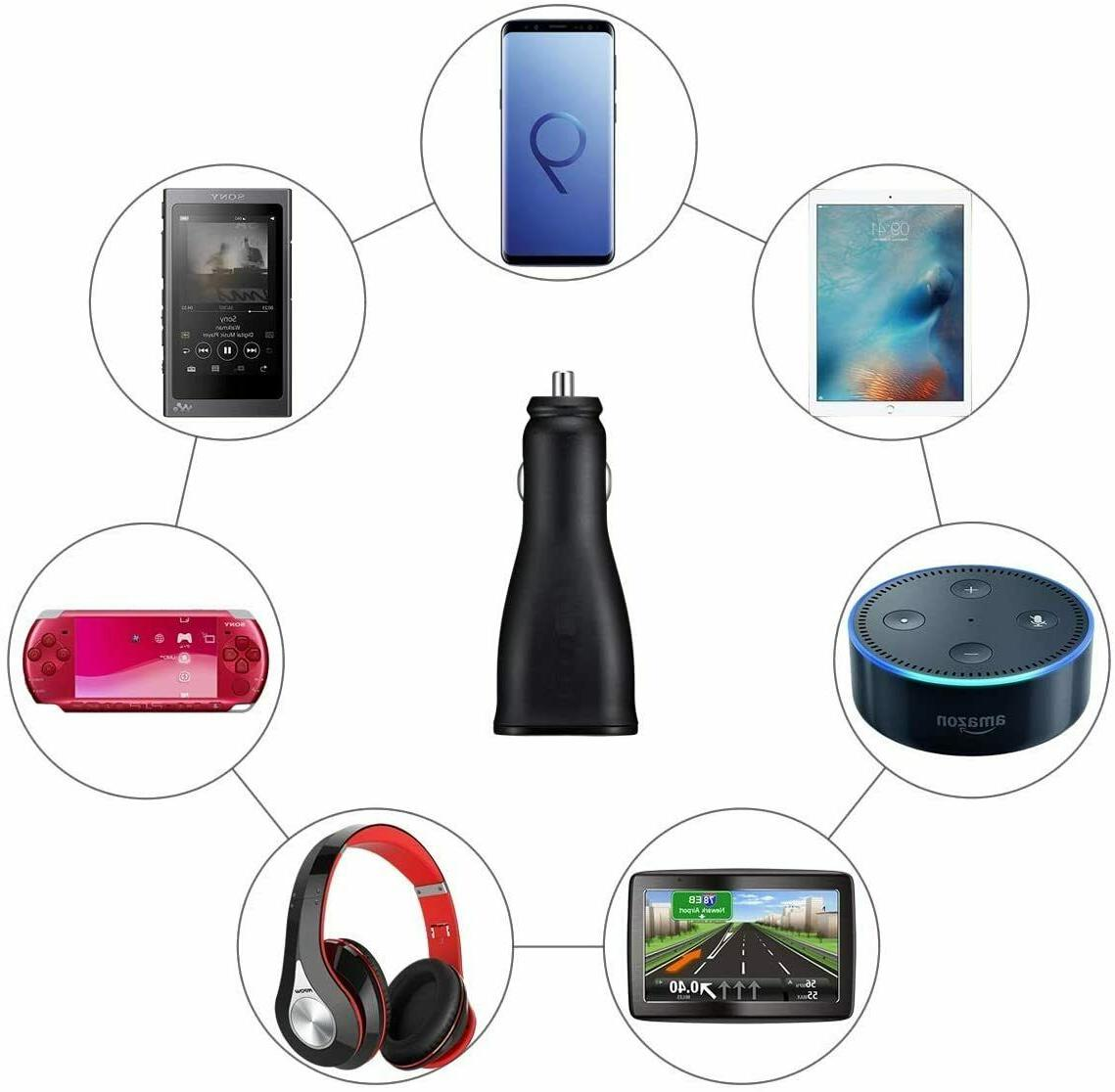 Original Samsung Car Charger iPhone/Android/Samsung Phone