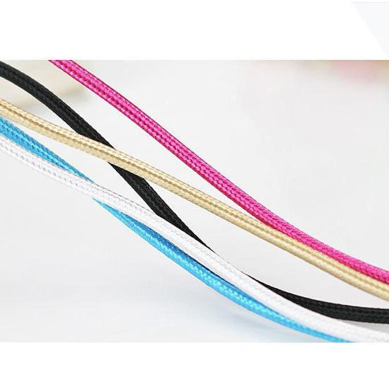 Data Cable Braided for iPhone X 7/8 6s/6 plus