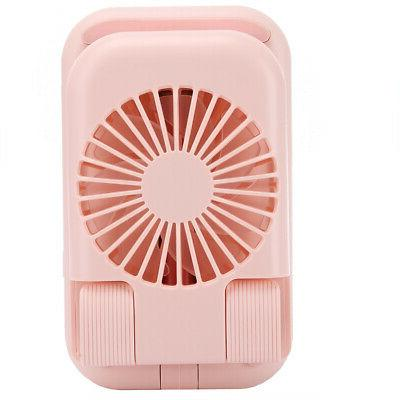 Portable Phone USB Charger Option Fan