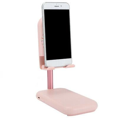 Portable Phone Holder and USB Option Fan